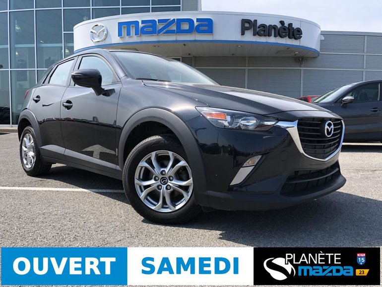 Mazda CX-3 2WD GS AUTO MAGS AIR CRUISE BLUETOOTH 2017