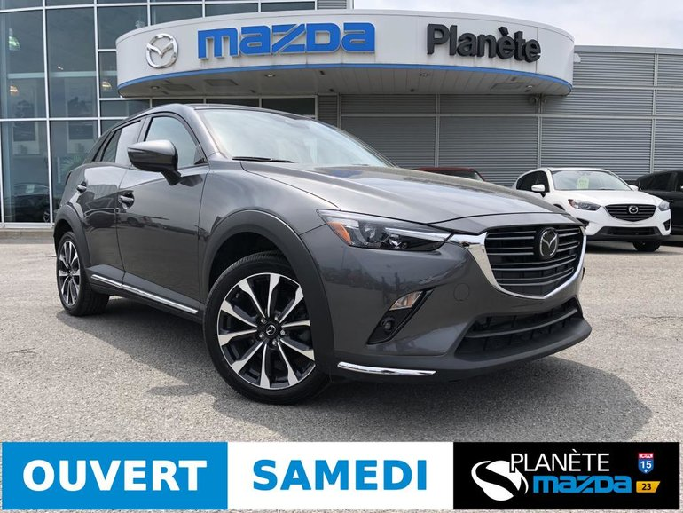 2019 Mazda CX-3 AWD GT GT AUTO TOIT CUIR BOSE MAGS