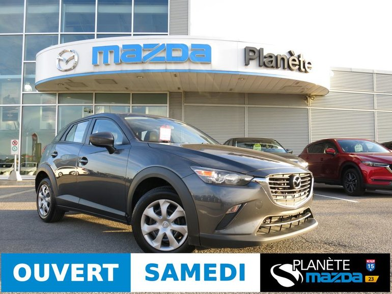 Mazda CX-3 AWD GX AUTO AIR NAV CRUISE 2016