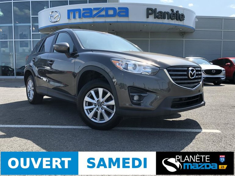 Mazda CX-5 2WD GS AUTO TOIT AIR MAGS CRUISE BLUETOOTH 2016
