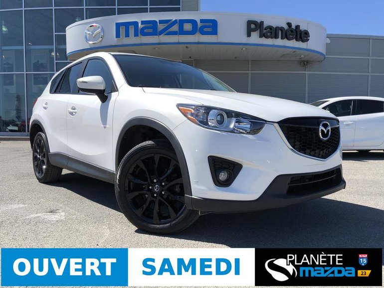 2015 Mazda CX-5 AWD GT AUTO TOIT CUIR BOSE MAGS