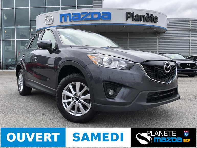 2015 Mazda CX-5 AWD GS AUTO TOIT MAGS AIR CRUISE