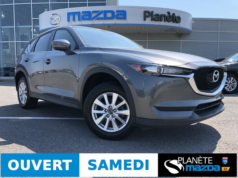 2017 Mazda CX-5 AWD GS AUTO TOIT AIR MAGS