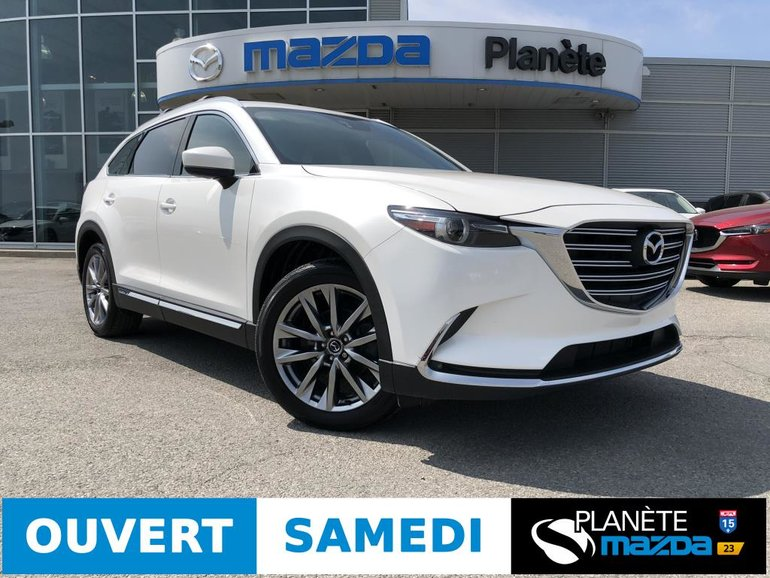 2017 Mazda CX-9 AWD GT AUTO CUIR TOIT BOSE MAGS