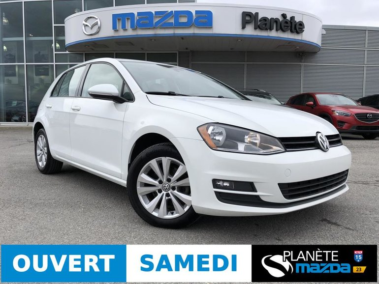 2016 Volkswagen Golf 5-dr 1.8 TSI CONFORTLINE AIR MAGS CUIR CRUISE