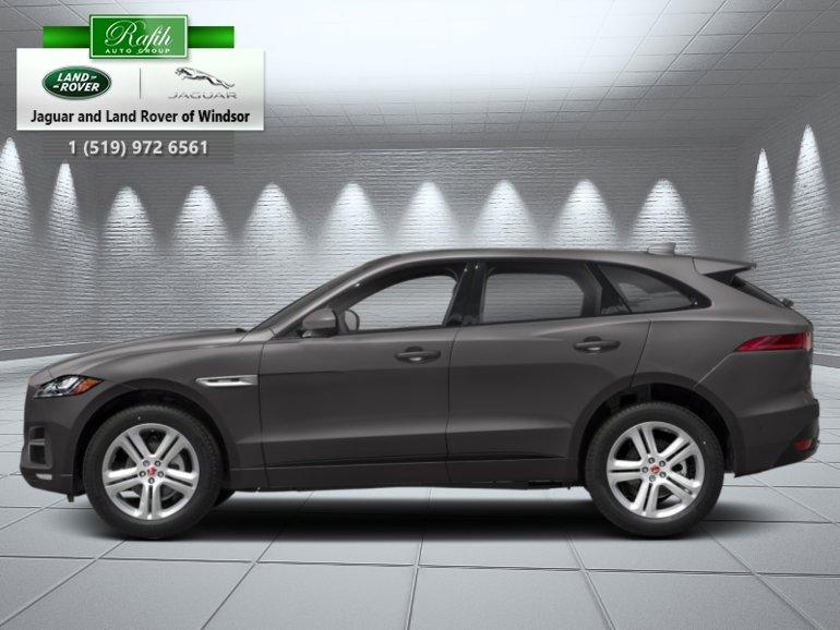 2019 Jaguar F-Pace - Black Package - $439.93 B/W