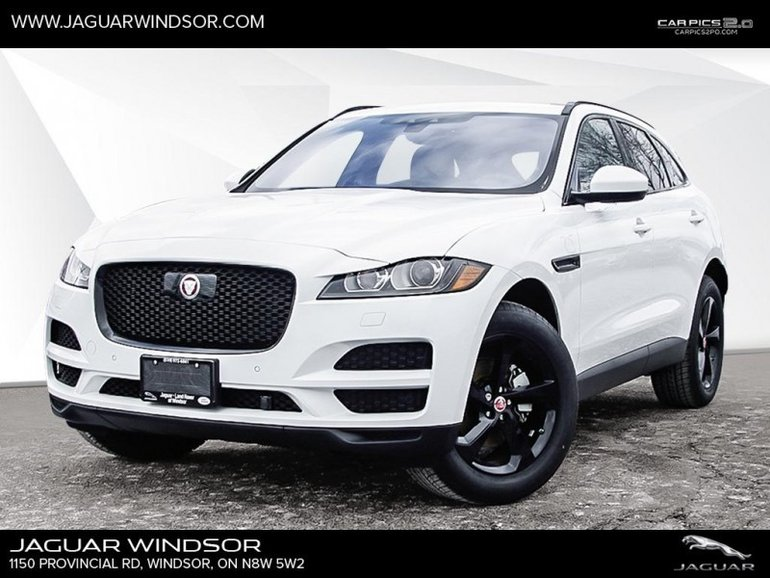 2019 Jaguar F-Pace - Black Package - $445.47 B/W