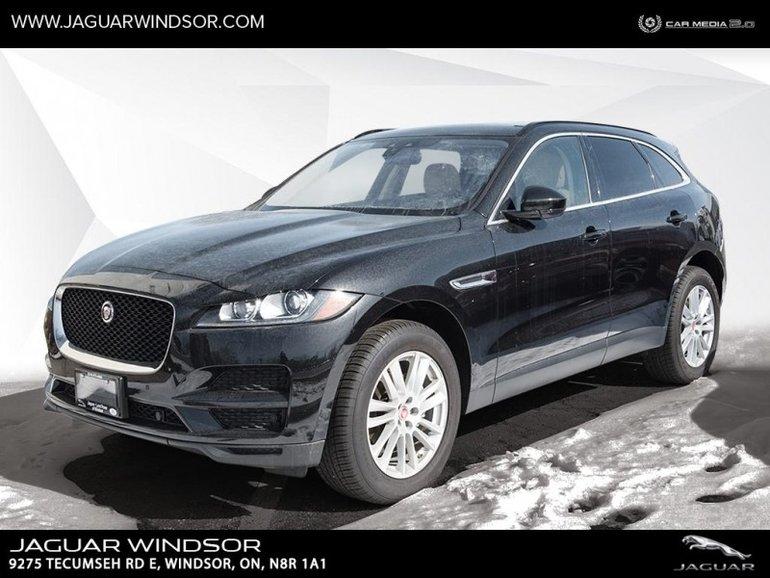 2019 Jaguar F-Pace - $435.84 B/W