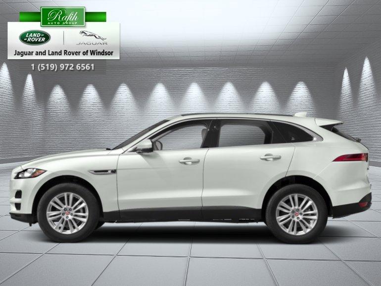 2019 Jaguar F-Pace - Black Package - $479.04 B/W