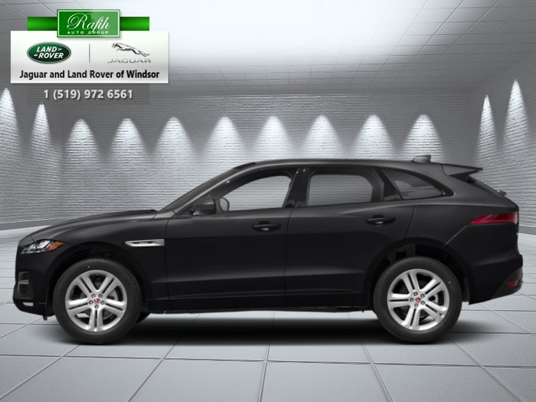 2019 Jaguar F-Pace - Navigation - $396.96 B/W