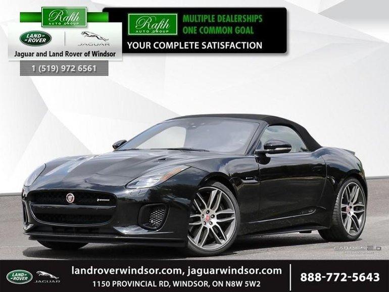 2019 Jaguar F-Type - Leather Seats