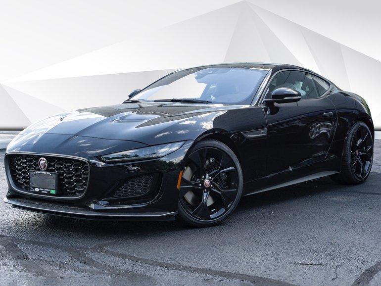 new 2021 jaguar f-type coupe p380 first edition awd