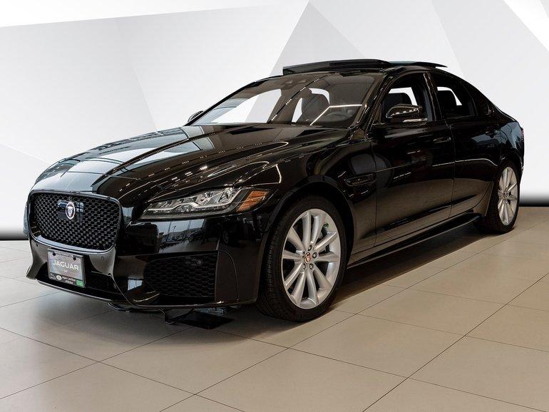 New 2020 Jaguar XF 30t 2.0L AWD Checkered Flag - $80762.0 ...