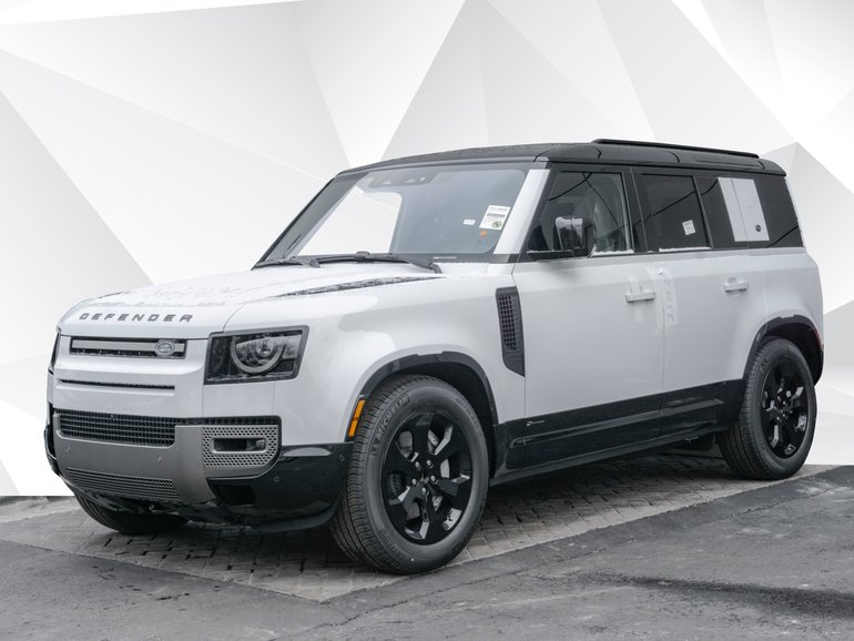 New 2021 Land Rover Defender 110 P400 X-Dynamic HSE ...