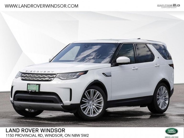 2018 Land Rover Discovery HSE 4WD