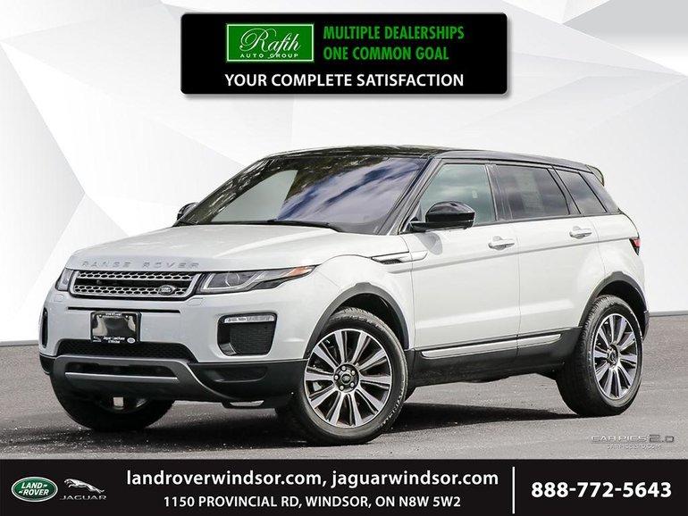 2019 Land Rover EVOQUE RANGE ROVER EVOQUE