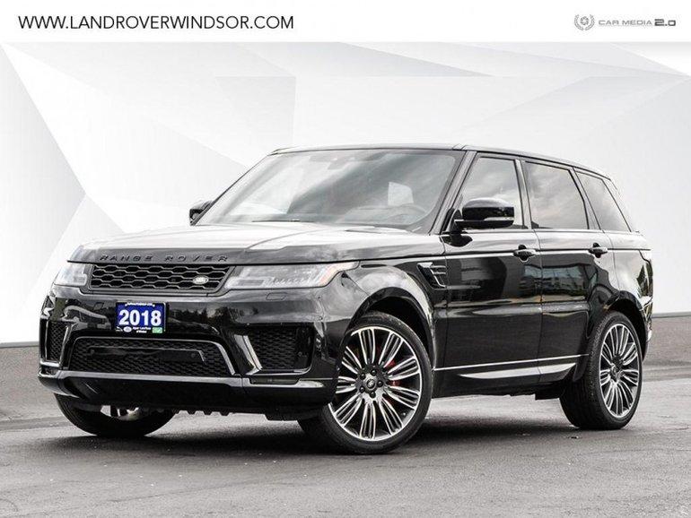 2018 Land Rover Range Rover Sport HSE Dynamic