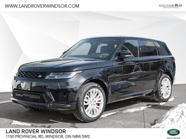 2019 Land Rover Range Rover Sport HSE Dynamic