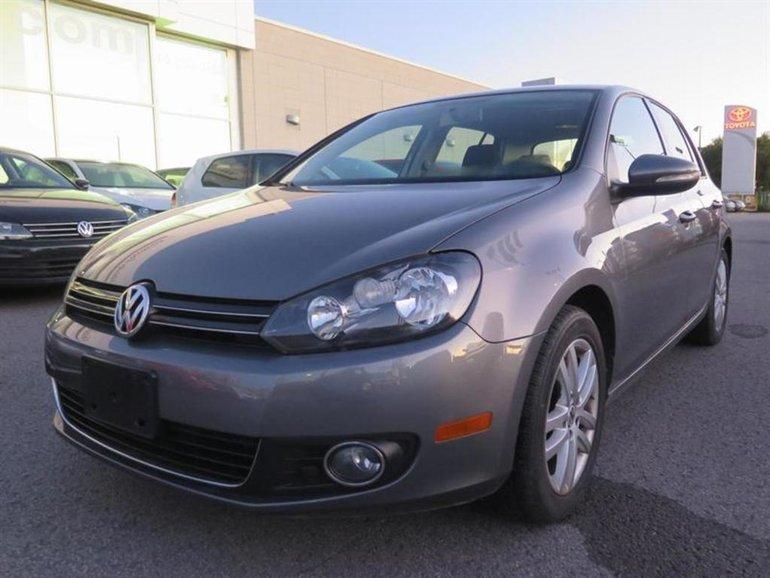 Volkswagen Golf TDI**Comfortline Comfortline**TDI** 2011