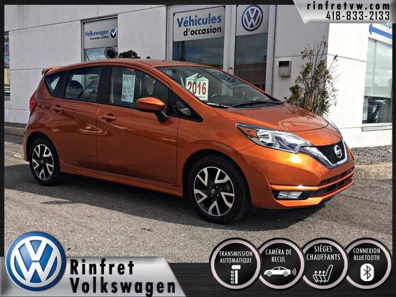Nissan VERSA NOTE 5-DOOR SR 5-door SR 2016