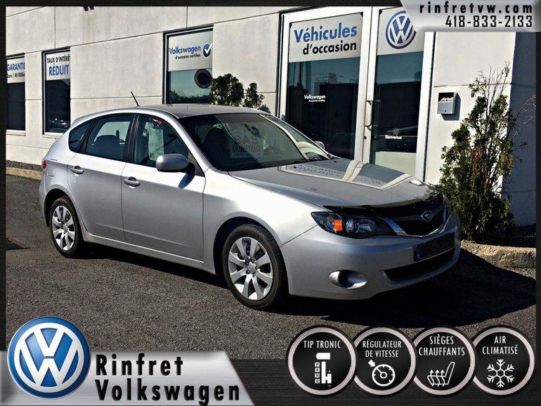 Subaru Impreza Wagon 2.5i 2009