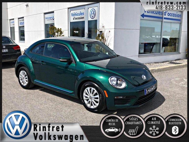 Volkswagen Beetle 1.8 TSI Trendline 2017