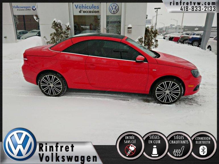 Volkswagen Eos ÉDITION WOLFSBURG 2015