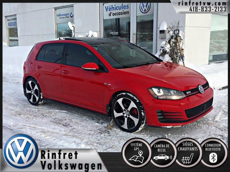 Volkswagen GOLF 5-DR GTI 2.0 TSI AUTOBAHN GTI 2.0 TSI Autobahn 2015
