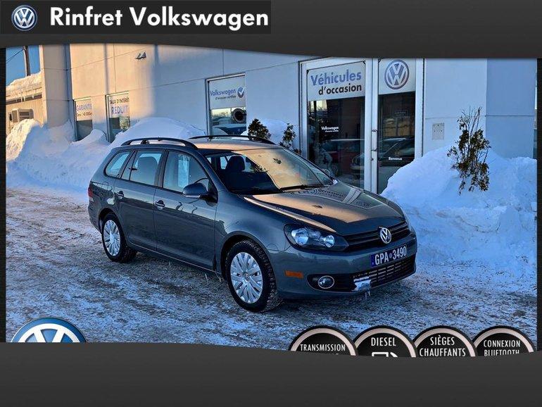 Volkswagen Golf wagon 2.0 TDI 2.0 TDI Trendline 2014