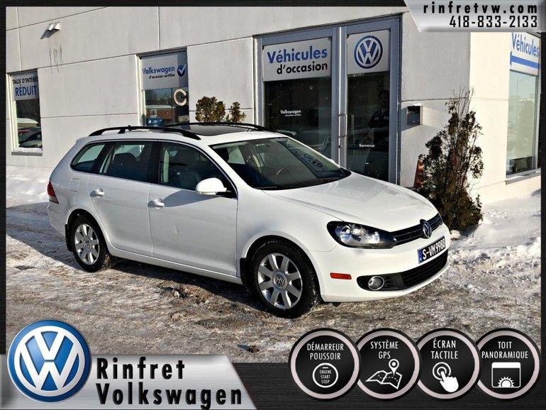 Volkswagen Golf wagon 2.0 TDI Wolfsburg 2014