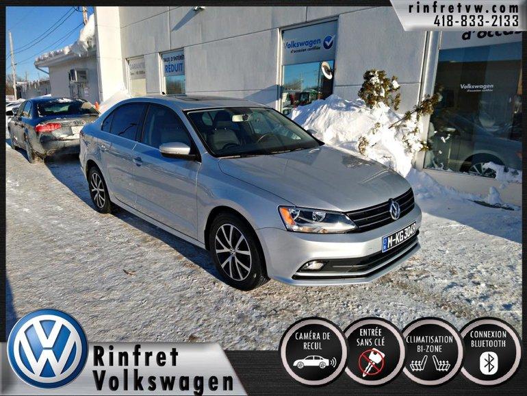 Volkswagen Jetta TDI 2.0 TDI Comfortline 2015