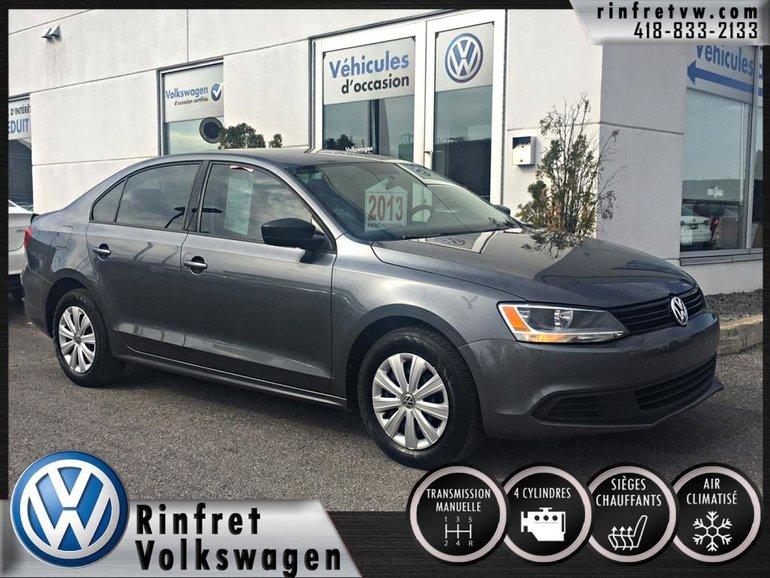 Volkswagen Jetta 2.0 Trendline + 2013