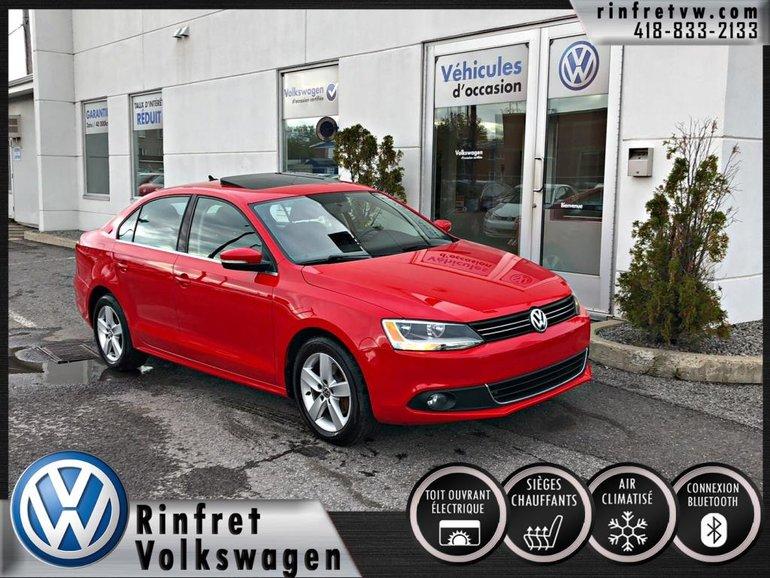 Volkswagen Jetta 1.8TSI Comfortline 2014