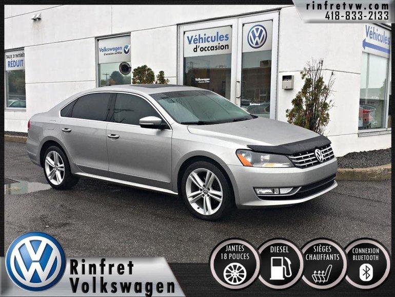 Volkswagen Passat TDI 2.0 TDI Comfortline( Ens. Sport) 2012