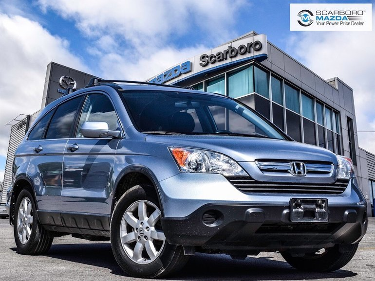 2009 Honda CR-V EX-L AWD 1 ONWER WINTER TIRES