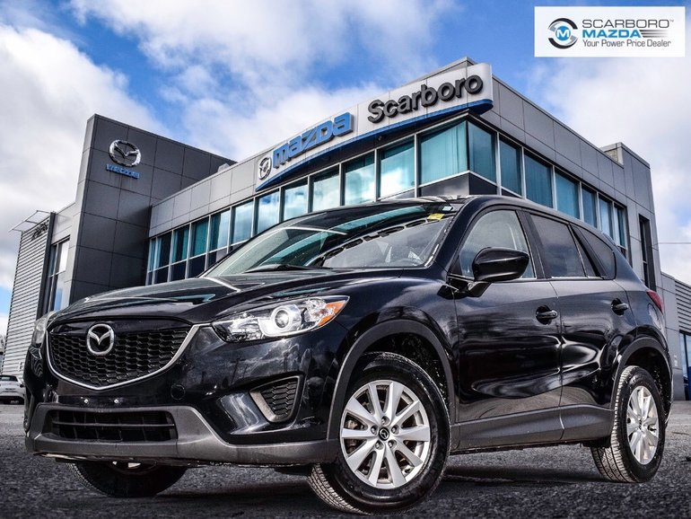 2013 Mazda CX-5 1 OWNER BLUETOOTH