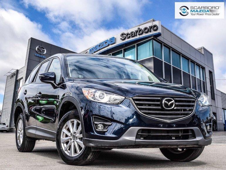 2016 Mazda CX-5 GS NAV 1 OWNER APPLE CAR PLAY