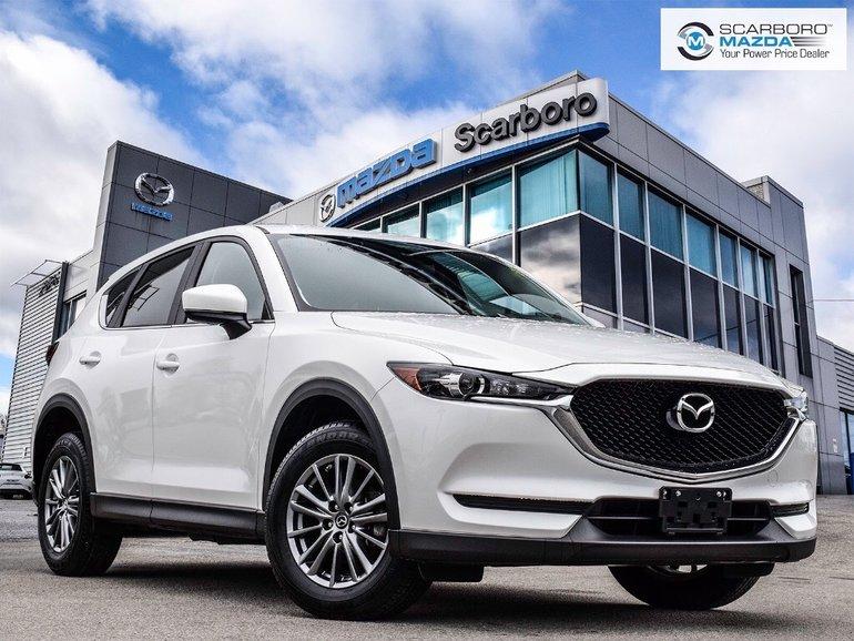 2018 Mazda CX-5 GS AWD 1.90% FINANCE 1 OWNER