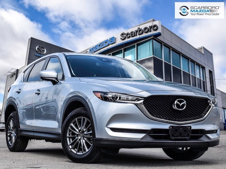 2018 Mazda CX-5 GS AWD 1 OWNER NO ACCIDENTS