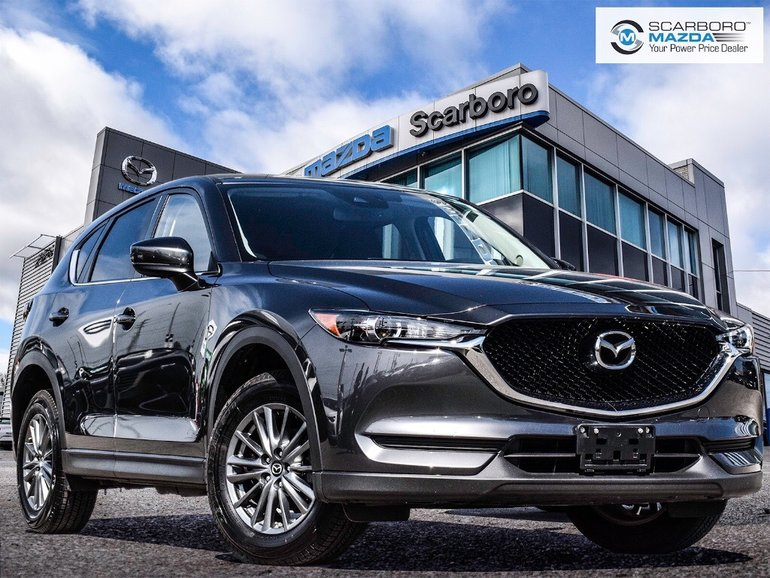 2018 Mazda CX-5 GS NO ACCIDENTS