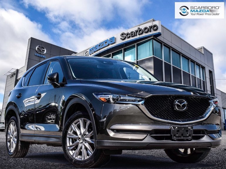 2019 Mazda CX-5 GT AWD NAV DEMO