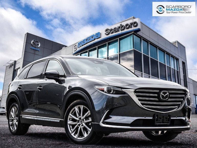 2018 Mazda CX-9 GT AWD NAV LEATHER NO ACCIDENT