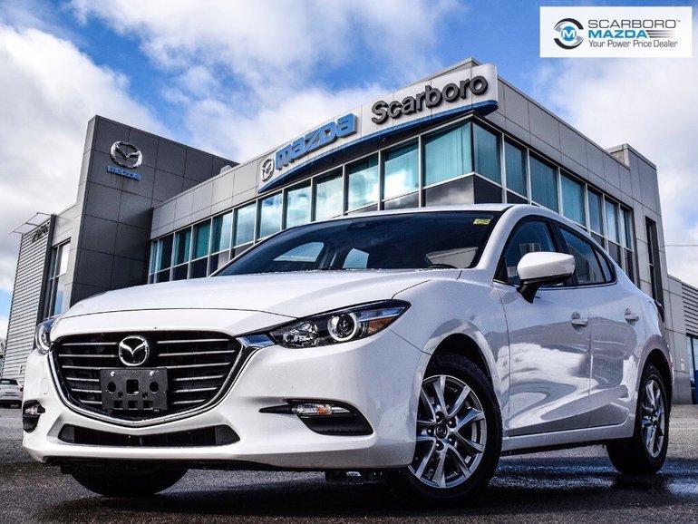 2018 Mazda Mazda3 GS BLIND SPOT MONITORING