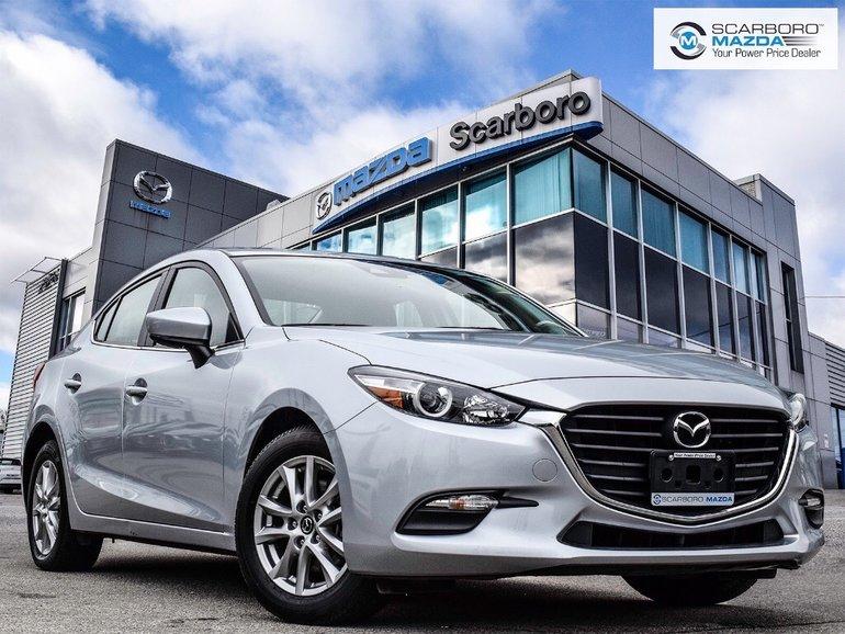 2018  Mazda3 GS FREE NEW WINTER TIRE NO ACCIDENTS