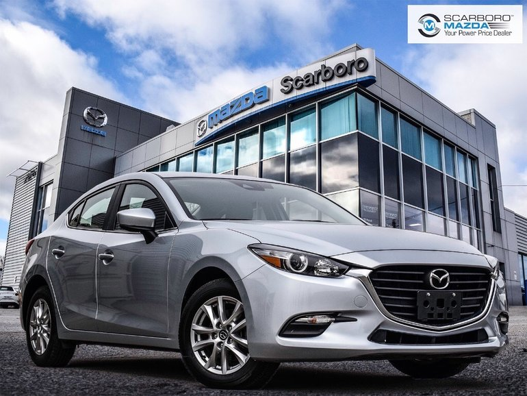 2018 Mazda Mazda3 GS 72.97/week FINANCE 0DOWN