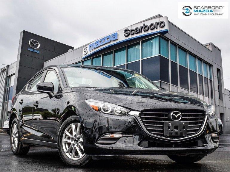 2018  Mazda3 GS FREE NEW WINTER TIRES NEW BRAKE