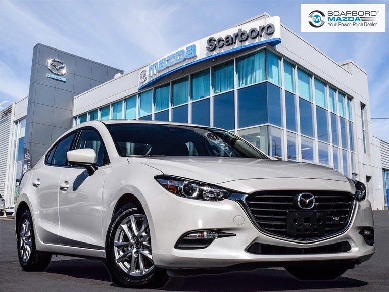 2018  Mazda3 50TH ANNIVERSARY LEATHER