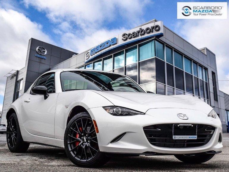 2017 Mazda MX-5 RF GS SPORT BREMBO BRAKES REACARO SEATS