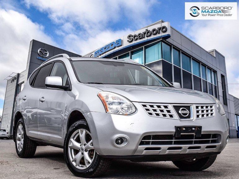 2008 Nissan Rogue AWD MOONROOF 2 SET TIRES