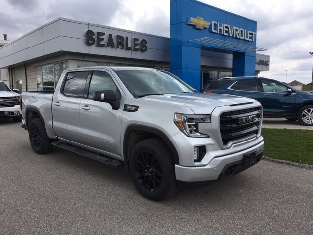 New 2020 Gmc Sierra 1500 Elevation Price Searles Motor Products Limited